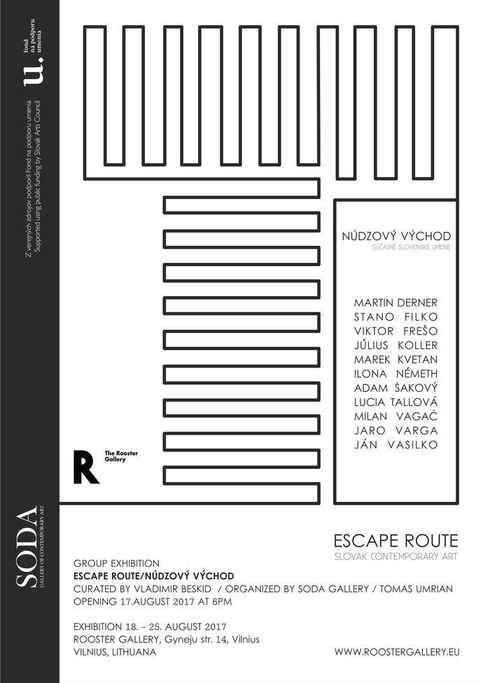 escape route SODA